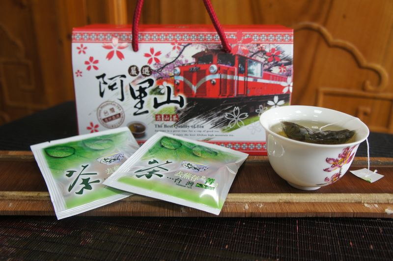 Stereo Oolong Tea Bags